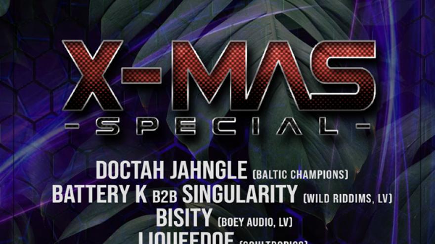 Soultropics: X-Mas Special