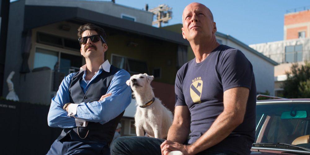 """B. Willisas pensijon dar nesiruošia: į didžiuosius ekranus grįžta veiksmo komedijoje """"Kartą Venecijoj"""""""