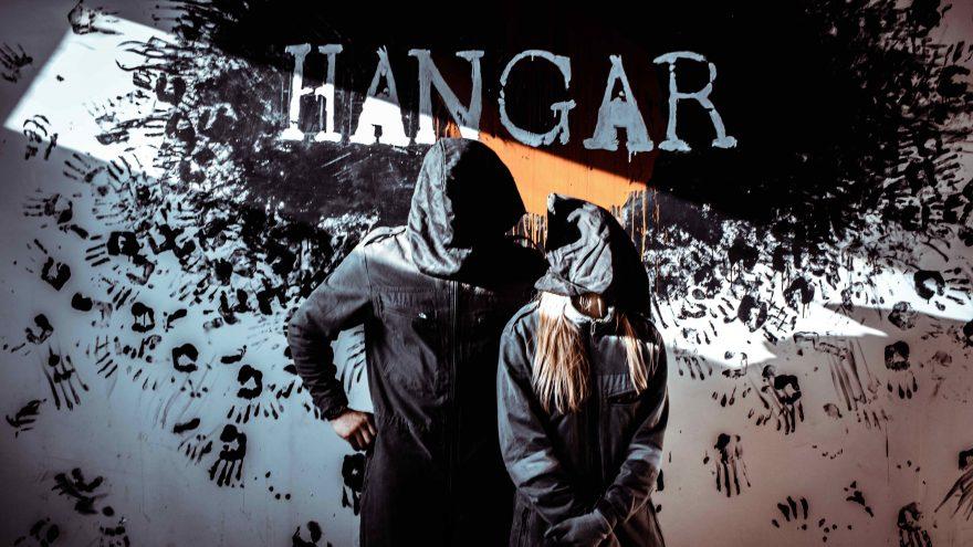 """Siaubo išgyvenimo žaidimas """"Hangar"""""""