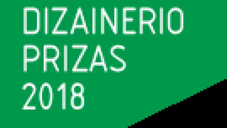 Jaunojo dizainerio prizas 2018 apdovanojimai ir parodos atidarymas