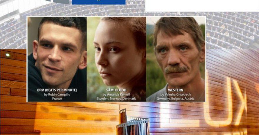 Europos parlamento dovana – LUX kino dienos: trys geriausi Europos filmai nemokamai!