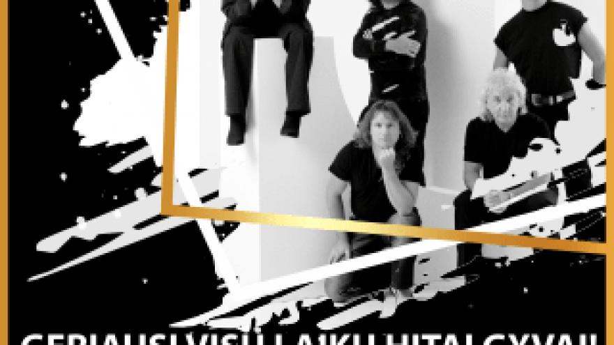 """Legendinės grupės """"Smokie""""  Šiauliai"""