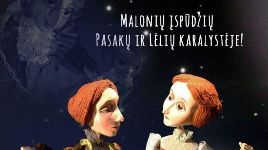 Kauno valstybinio lėlių teatro Dovanų čekis
