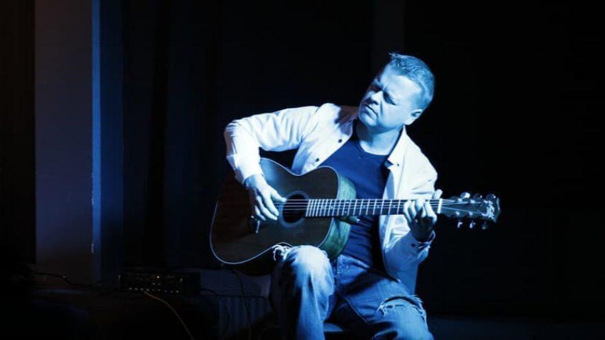 Tomi Paldanius – akustinės gitaros virtuozas