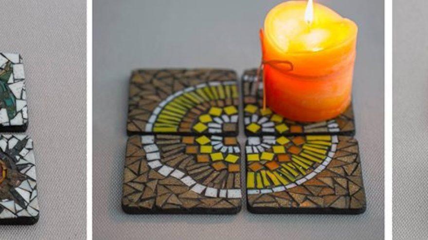 Mini mozaikos menas