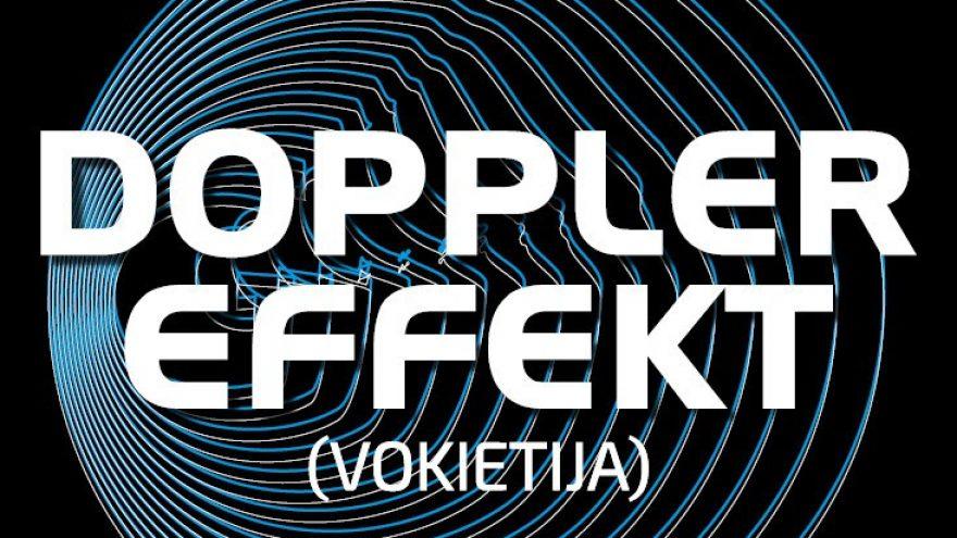 DOPPLEREFFEKT (Vokietija) – garsusis elektroninės muzikos duetas pirmą kartą koncertuos Lietuvoje