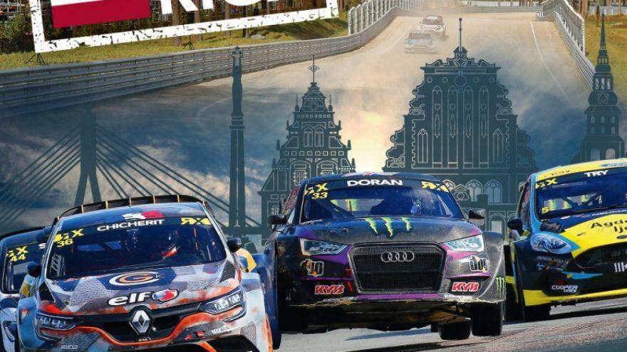 FIA WORLD RALLYCROSS CHAMPIONSHIP ROUND 'NESTE WORLD RX OF RIGA'