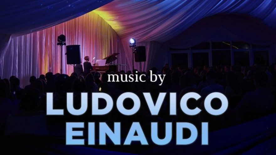 Music by Ludovico Einaudi, Ennio Morricone and other. Rojalis.