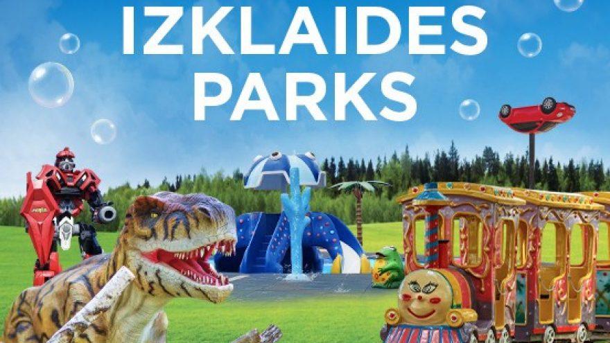 ABpark – amusement park EMERGENCY BRIGADE