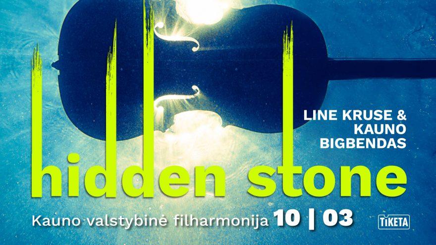 Hidden stone