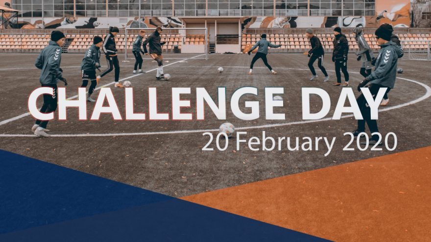 BE1 NFA Challenge Day