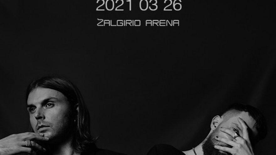 HURTS | FAITH TOUR 2021