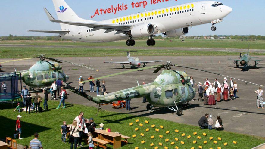 """""""Atvelykis tarp lėktuvų"""""""