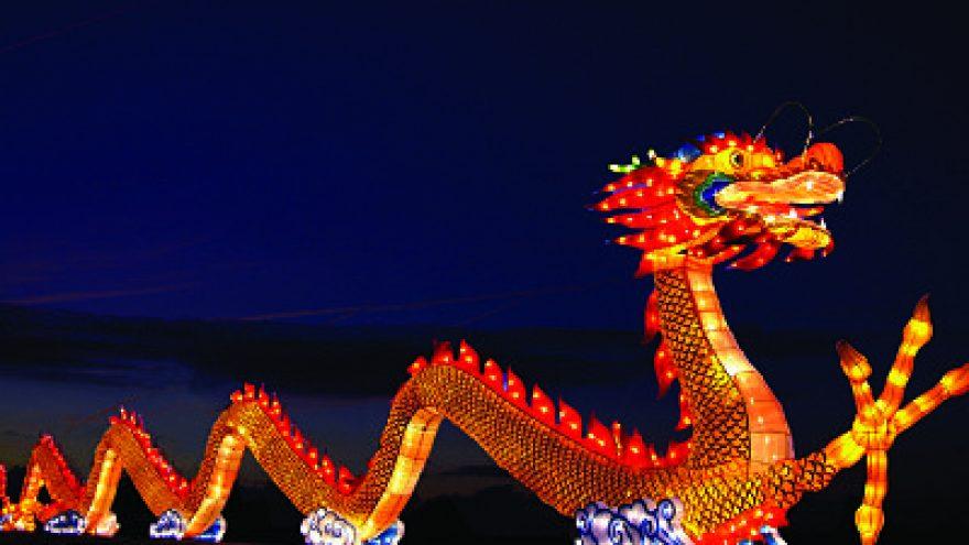 Didieji Kinijos žibintai