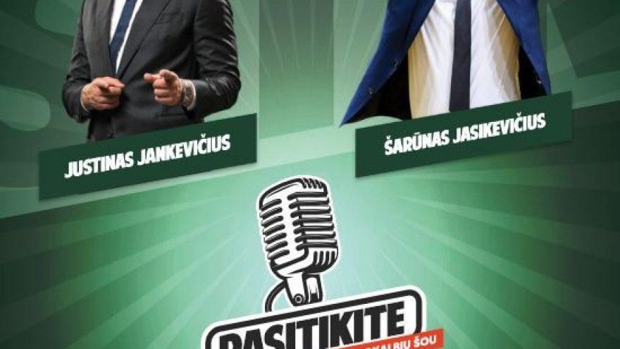 """(Perkeltas) """"Pasitikite"""" Šarūnas Jasikevičius"""