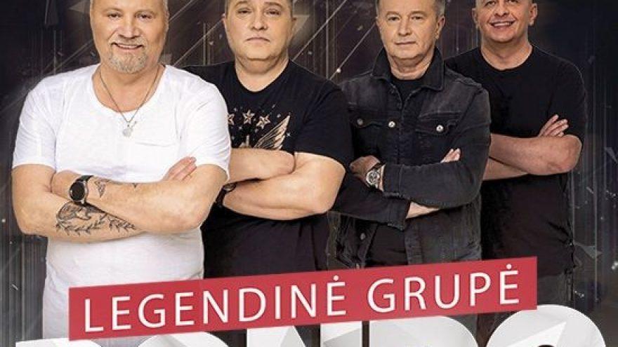 (Perkeltas) Legendinės grupės RONDO trijų dalių koncertas