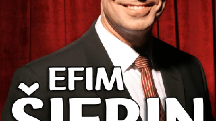 """EFIM ŠIFRIN SU PROGRAMA """"BE PUČIAMŲJŲ IR MUŠAMŲJŲ"""""""
