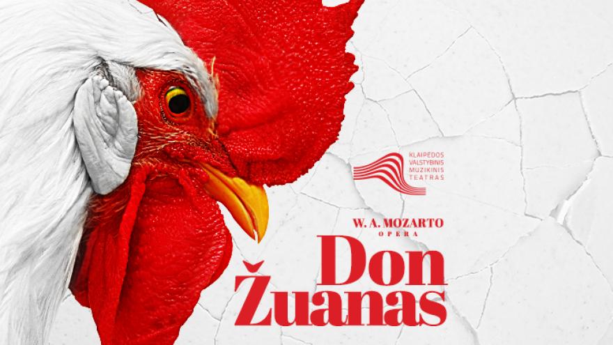 """W. A. Mozart  """"Don Žuanas"""""""