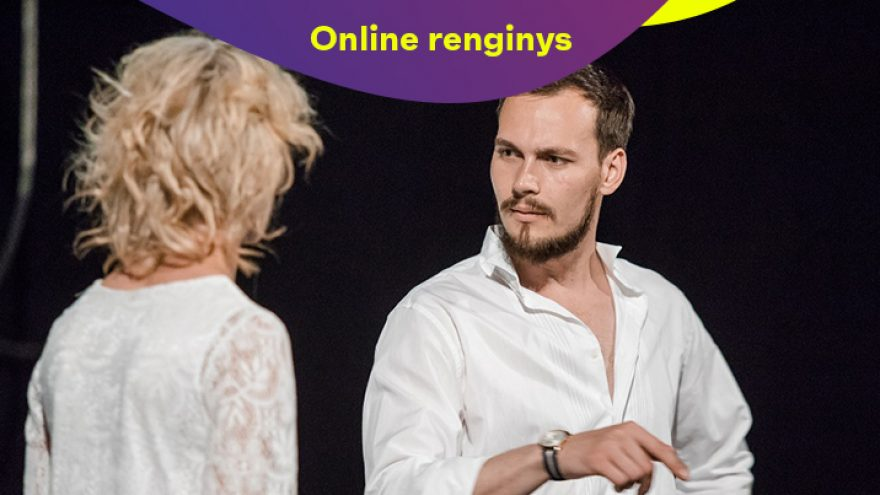 """Online: Kino mokykla """"ACTORS GYM"""" pristato: Individualūs kino vaidybos mokymai ONLINE"""