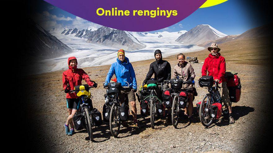 """Online: Kino filmas """"Dviračiais per Mongoliją"""""""