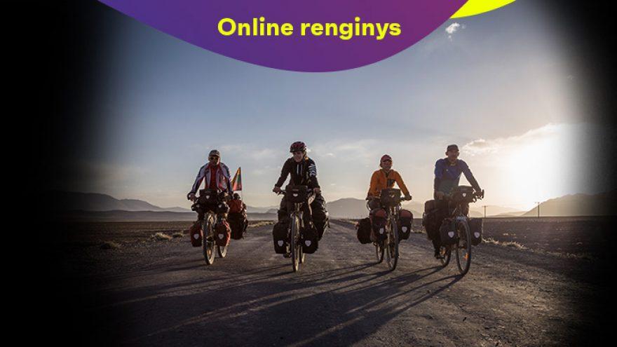 """Online: Kino filmas """"Dviračiais per Tadžikiją"""""""