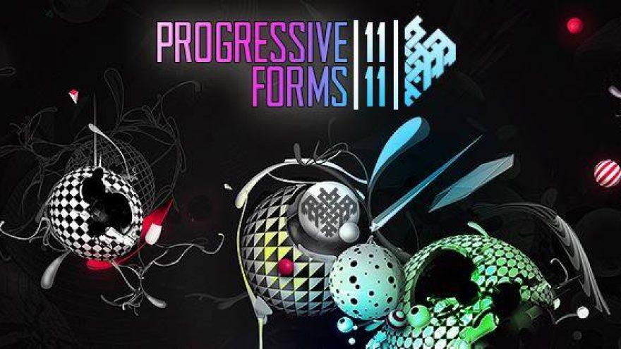 Progressive Forms | vakarėlis