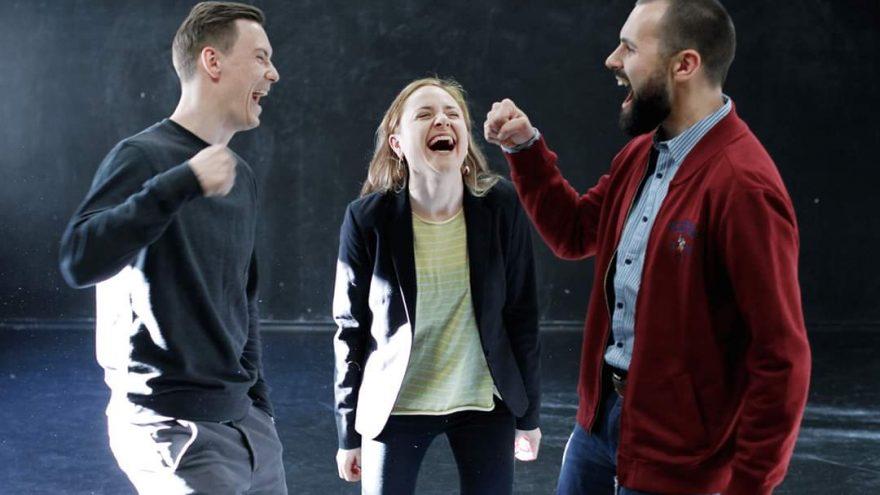 Teatro improvizacijos mokymai. Pristatymas | Impro241