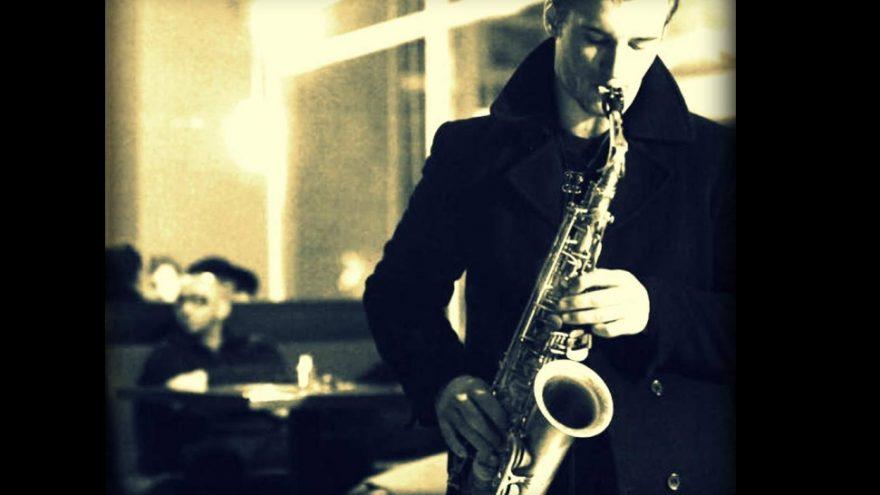 Improvizacijos saksofonu-Rokas Barzdžius