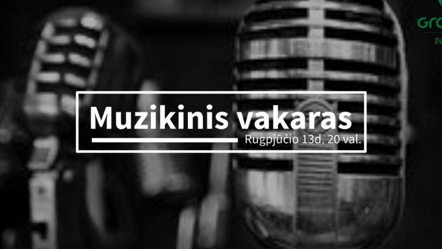 Muzikinis šeštadienis Gradiali Palanga