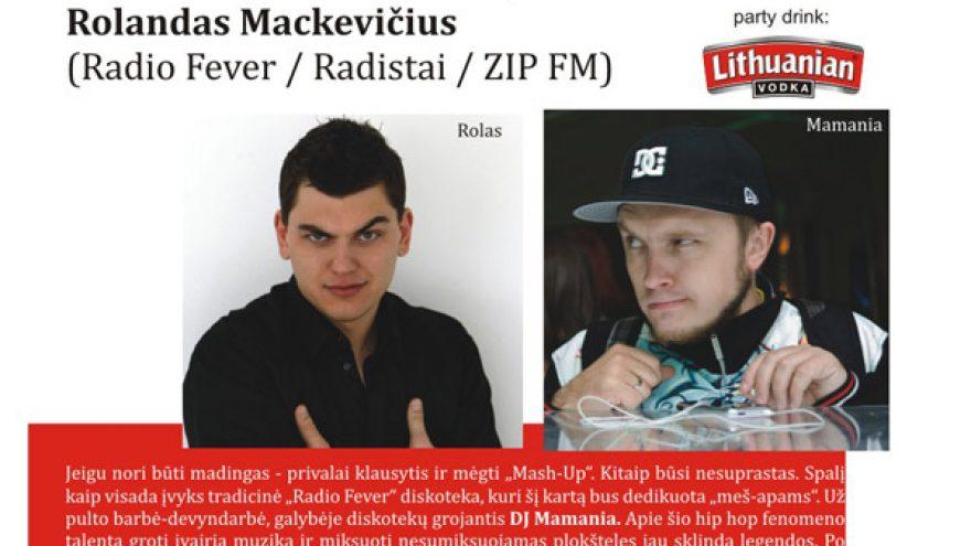 RADIO FEVER: MASH IT UP!
