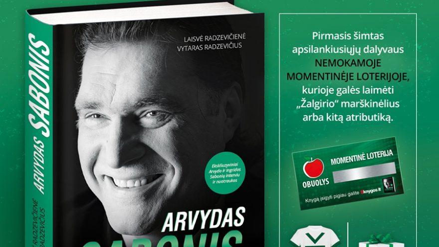 """Knygos """"Arvydas Sabonis"""" pristatymas"""
