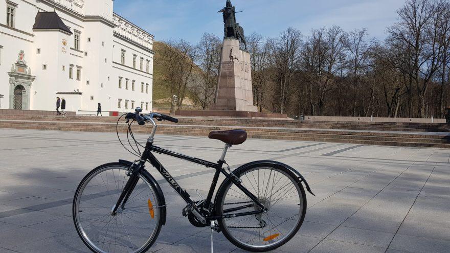 Nemokamas kalnų dviračių turas: Verkiai – Žalieji Ežerai