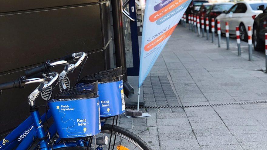 Nemokama ekskursija dviračiais po Žirmūnus