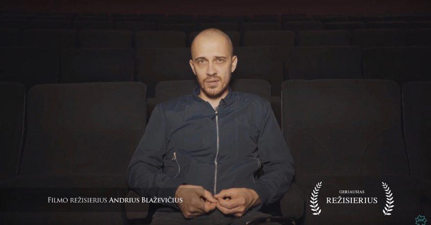 """Vaizdo klipe """"Šventojo"""" kūrėjai atsako – kokiam žiūrovui skirtas šis filmas"""