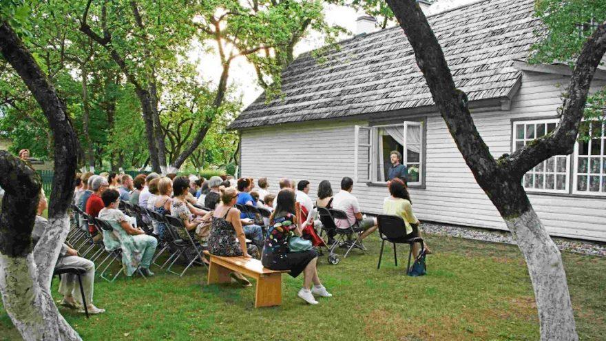 55 Fortepijoninės muzikos vasara Druskininkuose