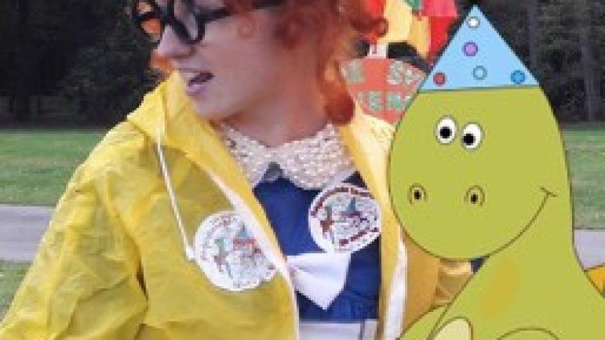 Draugystė su dinozauru