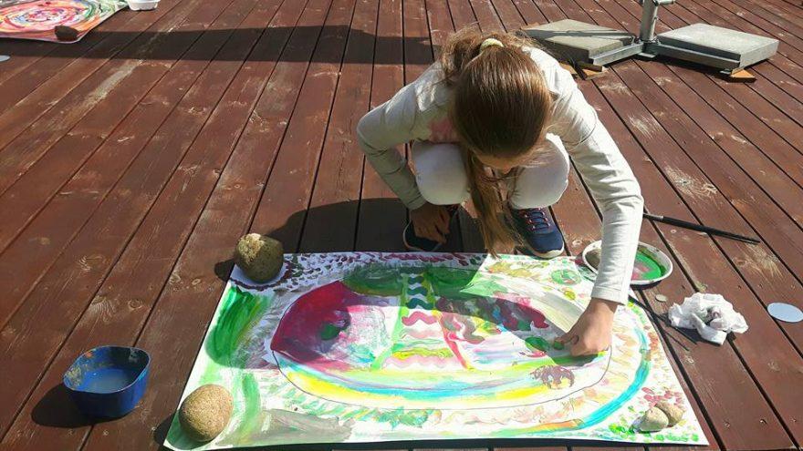 Dailės terapijos metodų taikymo galimybės dirbant su vaikais