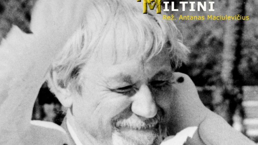 """Filmo """"Labas vakaras, monsieur Miltini"""" peržiūra"""