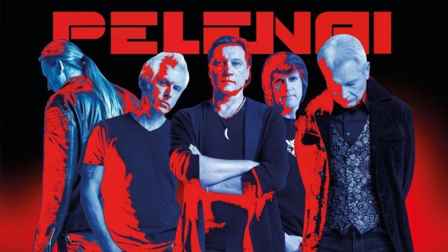 Grupės PELENAI gyvo garso koncertas