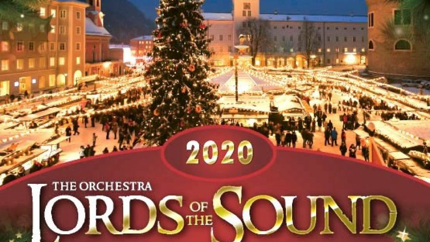 "(Kaunas) LORDS OF THE SOUND su Kalėdinė programa ""Grand Christmas"""