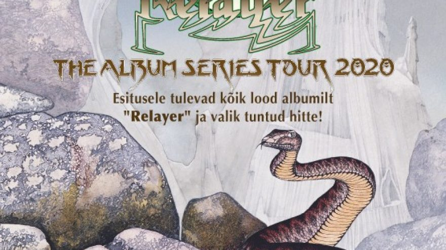 Yes / The Album Series Tour (11.05.20 asendus)