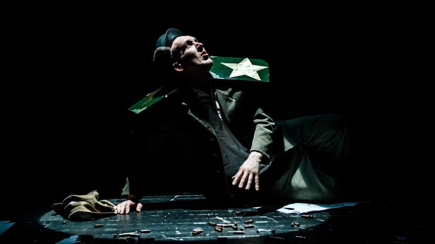 Valstybinis jaunimo teatras: ŠVEIKAS rež . Adomas Juška