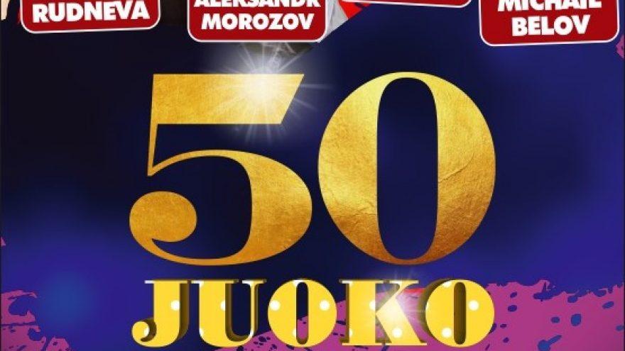 (Perkeltas) 50 JUOKO ATSPALVIŲ