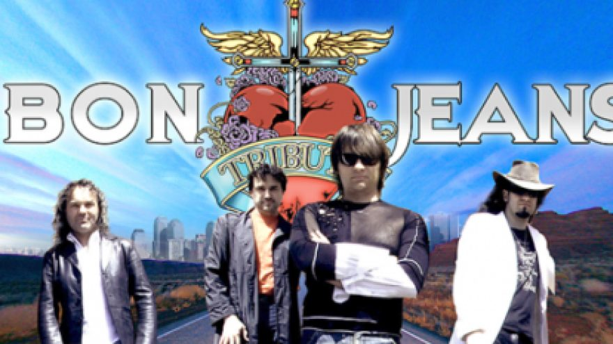 Bon Jeans pristato: Tribute to Bon Jovi