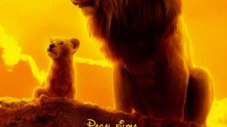 """Koncertas pagal kino filmą """"Liūtas karalius"""""""