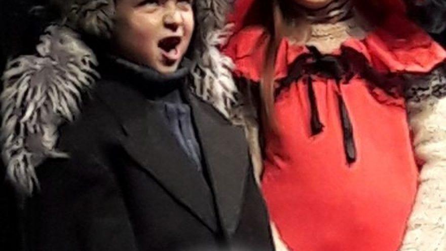 Raganiukės teatras. Raudonkepurė ir Vilkas. Spektaklis vaikams