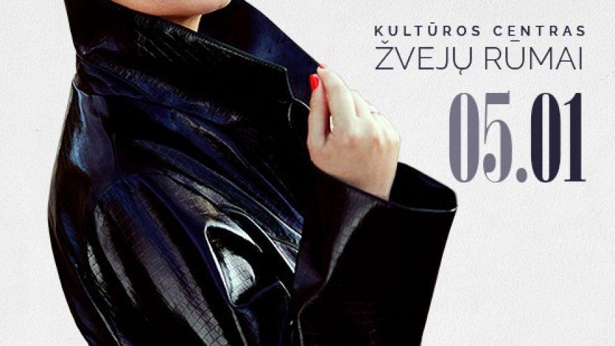 (Perkeltas) Jazzu – akustinis koncertas   Klaipėda
