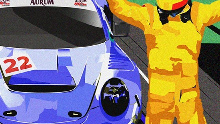 "SUPER FANO BILIETAS ""Aurum 1006 km powered by Hankook"""