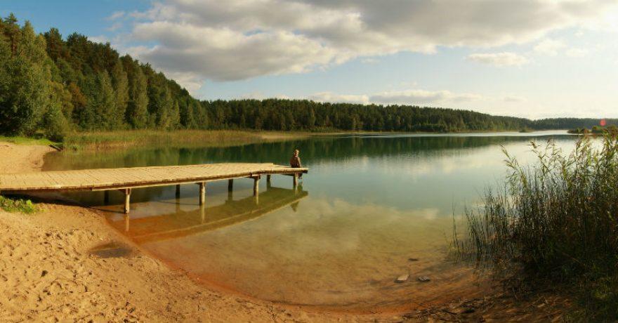 Geriausios iškylų vietos ir paplūdimiai Lietuvoje