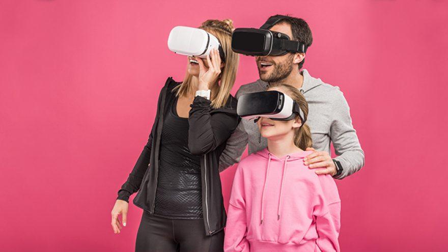 V-R Shop virtualios realybės pramogos Kaune